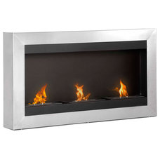 Modern Fireplaces by PureModern