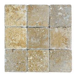 Tumbled Stone - Chocolate