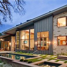by LaRue Architects