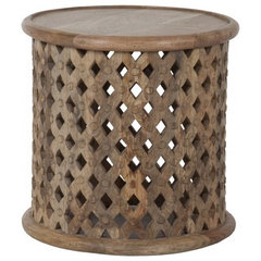 contemporary side tables and accent tables by Jayson Home