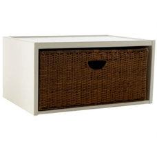 Beach Style Storage Bins And Boxes by Ballard Designs