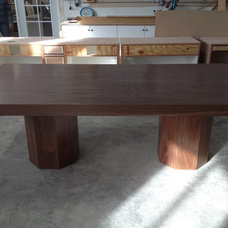 Modern Dining Tables by D&O Cabinets INC