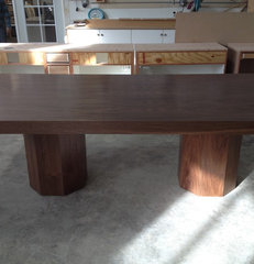 modern dining tables by D&amp;O Cabinets INC