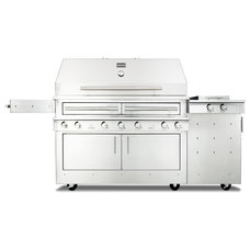 Contemporary Outdoor Grills by Kalamazoo Outdoor Gourmet