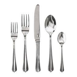 Dawn Wintour - SVIT 20-piece flatware set - 20-piece flatware set, stainless steel