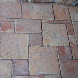 Spanish Terracotta Tiles -