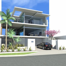 Contemporary Rendering by Banham Architects
