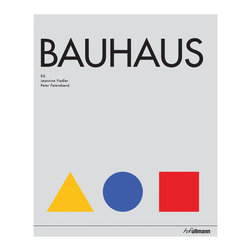 Bauhaus Book - Are you a fan of the Bauhaus design movement? Learn about the legendary school in this nontraditional history book.