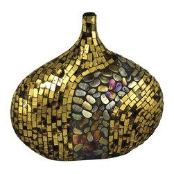 Houzzcom online shopping for victorian furniture decor for Captured glass floor lamp