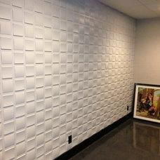 Modern Wallpaper by Royal Stone & Tile