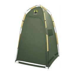 Cabana Privacy Shelter - You didn't think we would make you use that loo without some privacy, did you?