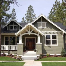 Craftsman  by Houseplans.com