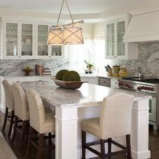 Traditional Kitchen by Matthew Frederick - M. Frederick L.L.C.