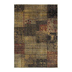 """Rizzy Rugs - Transitional Bayside 9'2""""x12'6"""" Rectangle Multi Color Area Rug - The Bayside area rug Collection offers an affordable assortment of Transitional stylings. Bayside features a blend of natural Multi Color color. Machine Made of 100% Heat-Set Polypropylene the Bayside Collection is an intriguing compliment to any decor."""