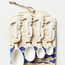 Beach Style Measuring Spoons by Anthropologie