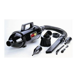 Metropolitan Vacuum - Datavac Pro 2 1.17 Peak HP Computer Vacuum Blower - DataVac Pro Series/The Next Generation METRO DATAVAC/2 Black Body/Black Attachments.  Includes:  Deluxe Power Unit (1.17 PHP Motor)  Cord Storage Halo  3? Flexible Hose  2-20? Extension Wands  ?PikAll? Nozzle  ?Powerizer? Air Maximizer  Crevice Tool  Dusting Brush  Air ?Pin Pointer ? Shoulder Strap 3 Disposable Bags  plus 4 pc. Micro Cleaning Tool Kit.  High Powered and specially designed to clean computers  printers  and all sensitive-to-dust electronic equipment used in the modern office.   .