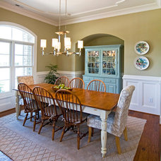 Dining Room by Kent Homes