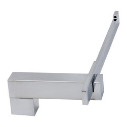 Italia - Italia Sorrento Series Stainless Steel Toilet Paper Holder - Modernize your bathroom decor with this sophisticated toilet paper holder by Italia. Crafted of stainless steel,this durable paper holder features a sleek silver finish that will add brightness to any bathroom.