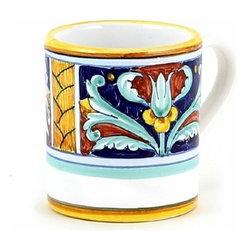 Artistica - Hand Made in Italy - Excelsior: Mug (293-1/4-1891) - Excelsior Deruta Dinnerware: