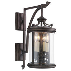 Traditional Outdoor Wall Lights And Sconces by Masins Furniture