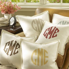 pillows by Pottery Barn
