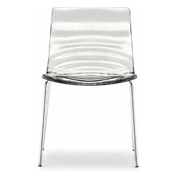Calligaris - Calligaris | Quick Ship: L'Eau Chair - Design by Archirivolto, S.T.C.