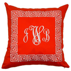Traditional Decorative Pillows by Zhush