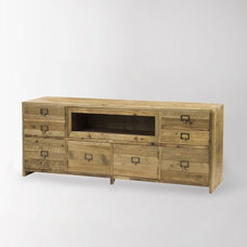 Traditional Entertainment Centers And Tv Stands by West Elm