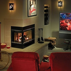 Indoor Fireplaces by Heatilator Fireplaces
