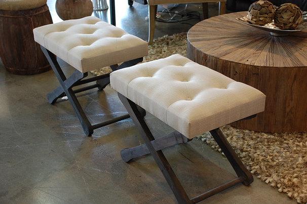 Modern Indoor Benches by Decorum Home + Design