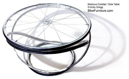 Contemporary Side Tables And End Tables by Bike Furniture Design