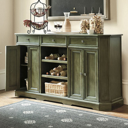 Traditional Storage Units And Cabinets by Ballard Designs