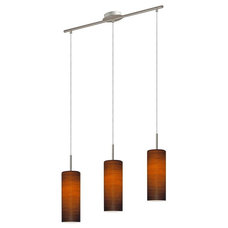 Contemporary Kitchen Island Lighting by Home Depot
