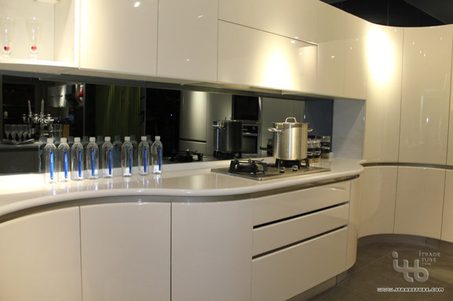 Modern Kitchen Cabinets By ITB Kitchen Wardrobe Manufacturer