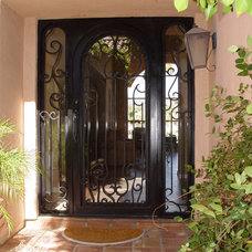 Traditional Front Doors by Rustic Decor Store