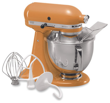 Eclectic Mixers by KitchenAid