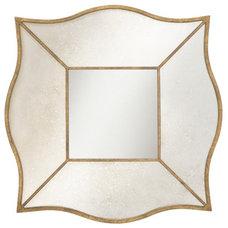 Modern Wall Mirrors by louielighting.com