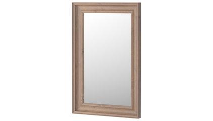 HEMNES Mirror - gray-brown - IKEA