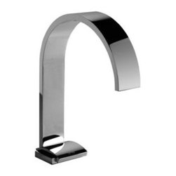 Graff - Graff - Sade Widespread Lavatory Faucet - Spout Only - G-1810-OB-T - Sade Collection