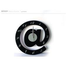 Modern Clocks by bathandbedgoods