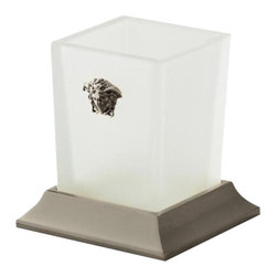 Versace - Versace SUPERBE BRONZE Crystal Toothbrush Holder - Versace Toothbrush Holder