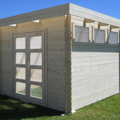 modern sheds by SolidBuild Inc.