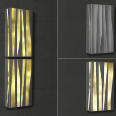 Contemporary Wall Sconces by Leon Speakers, Inc.
