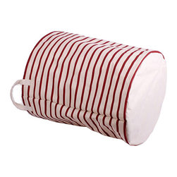 Red Strip Toy Storage Bin - GreenForest has been focused on household items since 2005 which also is a registered trademark
