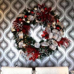 Christmas wreaths - toke