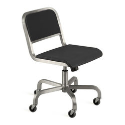 Nine-0 Swivel Chair, Soft Back