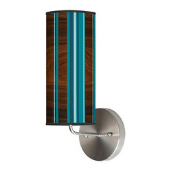 Vertical Stripey 1 Wall Sconce