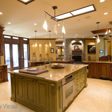 Traditional Kitchen by Fuse Architects, Inc.