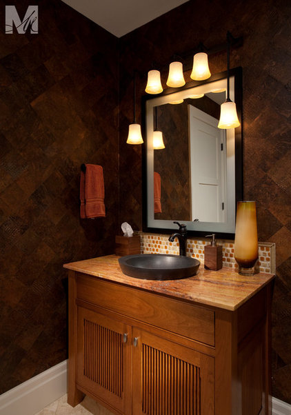 Traditional Bathroom Vanities And Sink Consoles by Masterpiece Millwork & Door
