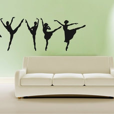 Eclectic Wall Decals by StickONmania